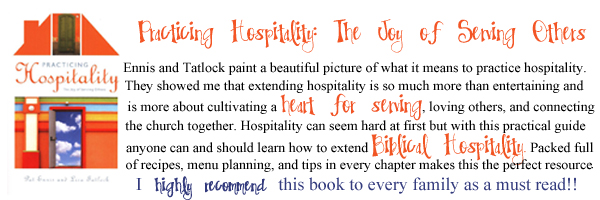 Book Review- Practicing Hospitality