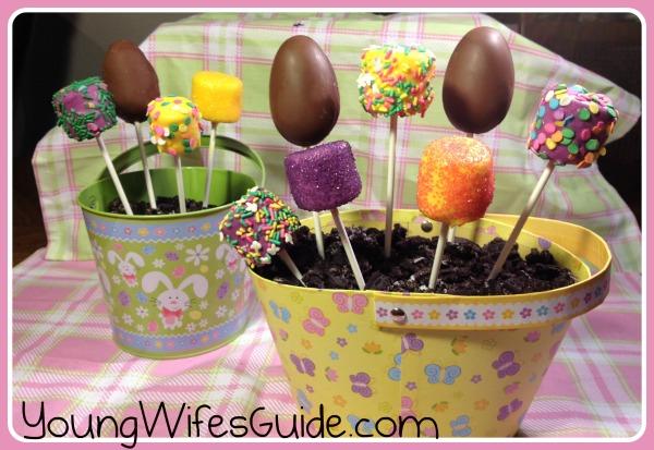 Easter Gift Tutorial-Marshmallow Eggs 8