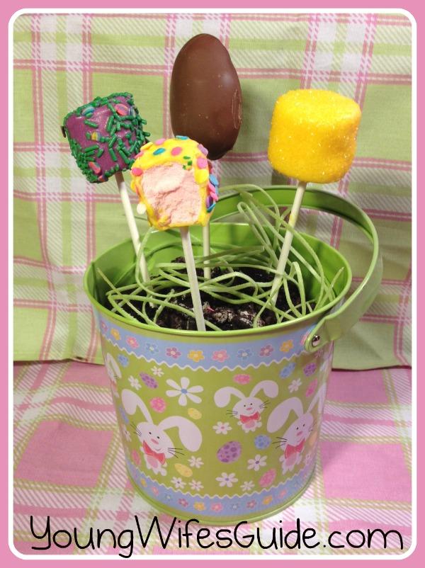 Easter Gift Tutorial-Marshmallow Eggs 9