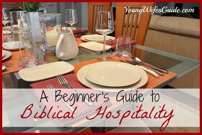 What is Biblical Hospitality? | ANAWINS.COM