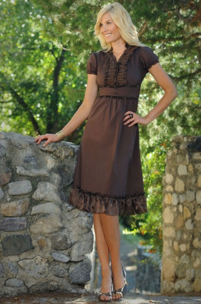 Where to get modest clothing? That is a question that many people are asking today, and before Phyllis Jean's personal experience has shown that there was