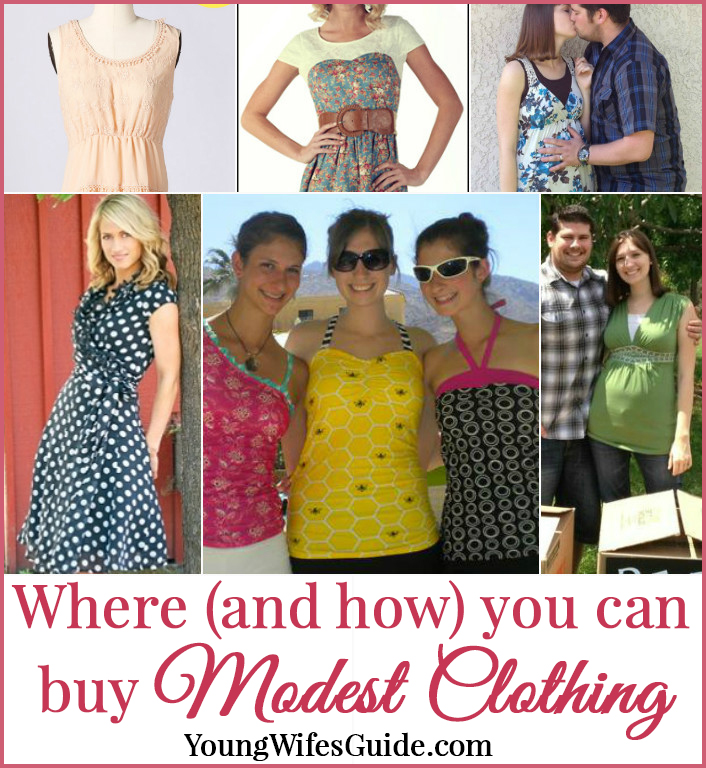 f4cd8ff7e Where (and how) to buy modest clothing