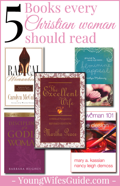 5 Books Every Christian Women Should Read2