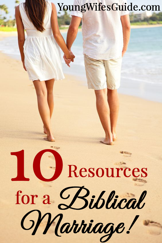 10 Resources for a Biblical Marriage