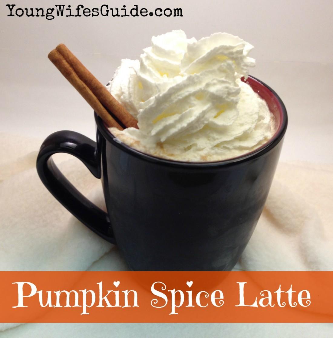 How To Make A Pumpkin Spice Latte Recipes — Dishmaps