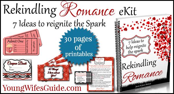 Rekindling Romance Facebook Photo