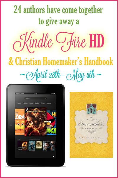 Kindle Giveaway Pinterest Friendly