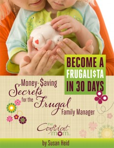 Become a Frugalista in 30 Days or less!