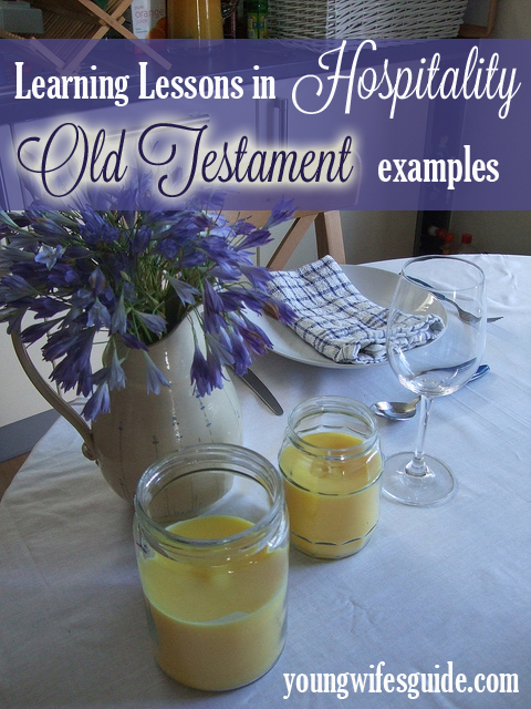 Hospitality is not something our modern western culture is very used to. Journey through the Old Testament to find examples from Hero's of our faith such as Abraham and Sarah and discover the Joy of Hospitality!