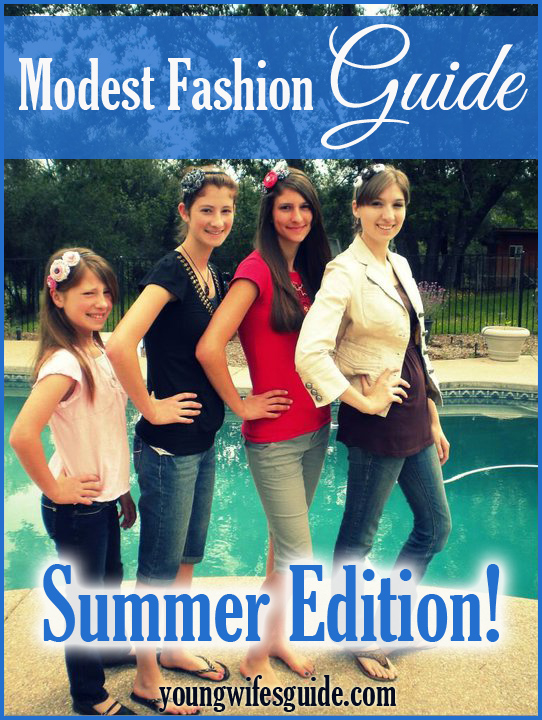 As the weather warms up, the jackets come off and the itty bitty shorts come out. But modesty is still just as important during summer. So how do you dress modestly, stay cool, and also still be cute? Here are some great tips on cute and modest summer fashion!