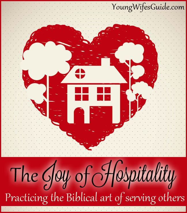 Come with me on a journey to discover the Biblical art of serving others in The Joy of Hospitality Series!
