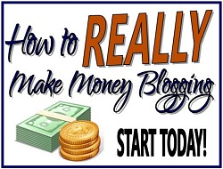How to really make money blogging!
