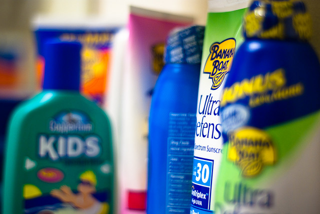 So what's the deal with sunscreen? Is it dangerous & unhealthy? Find out more!