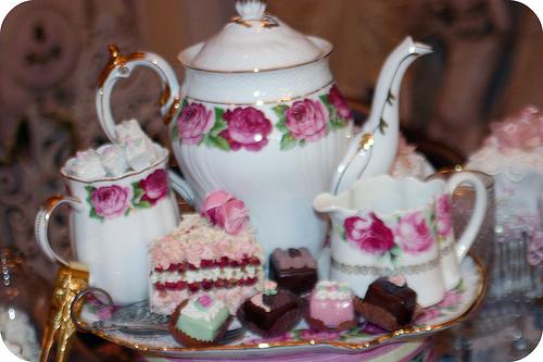 Tea Party Hospitality