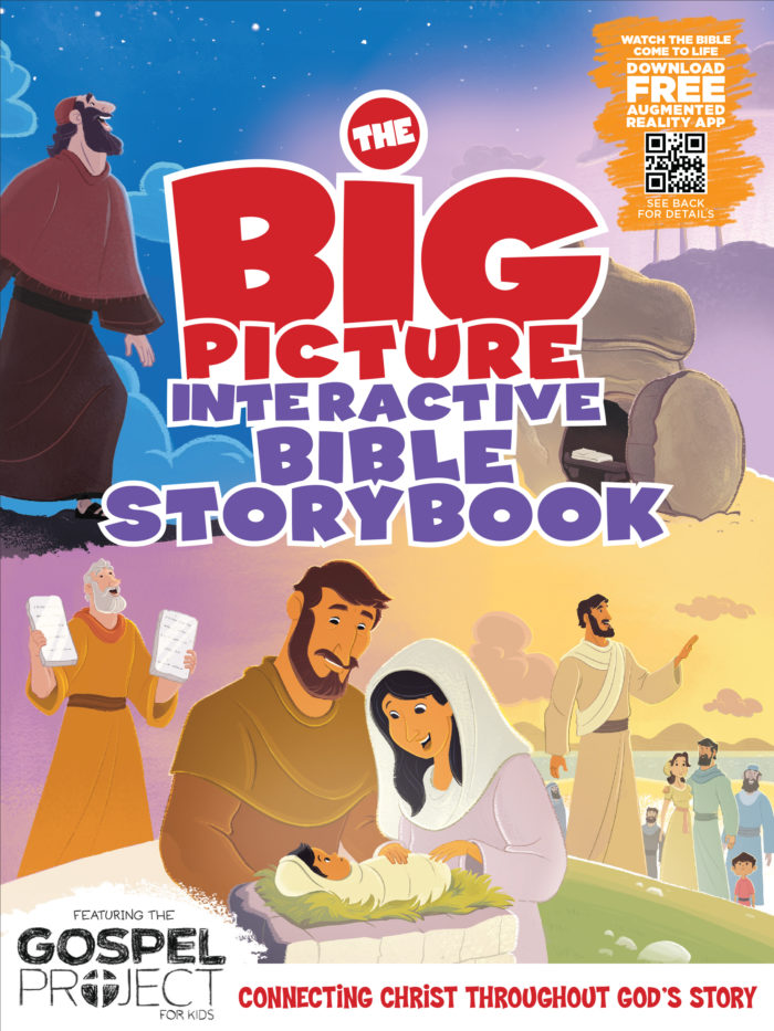 The Big Picture Bible Storybook