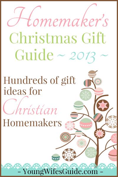 Homemaker's Christmas Guide Guide - 2013 Editon