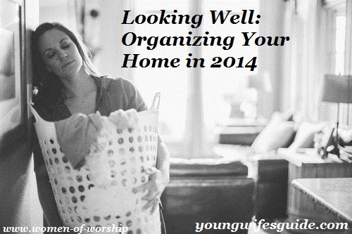 Tips for organizing your home in 2014