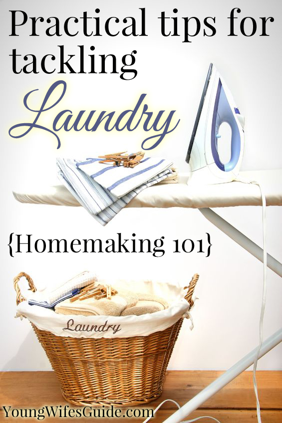 Is there a Biblical principle for laundry? God is an organized being, keeping everything in order in His own perfect plan. So, tackling the business of laundry should be something that we can also organize as Christian women.