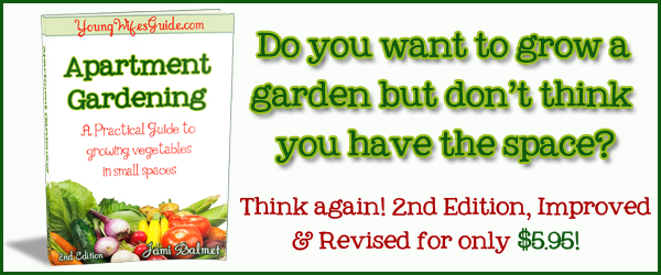 Buy Apartment Gardening Now!