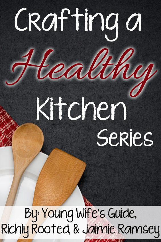 The art of Crafting a Healthy Kitchen. {Hint: It's a JOURNEY}