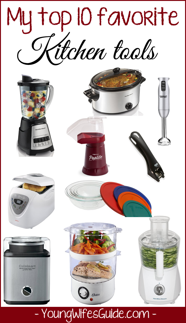 My 10 favorite kitchen tools for healthier homemaking for Kitchen equipment in nepal