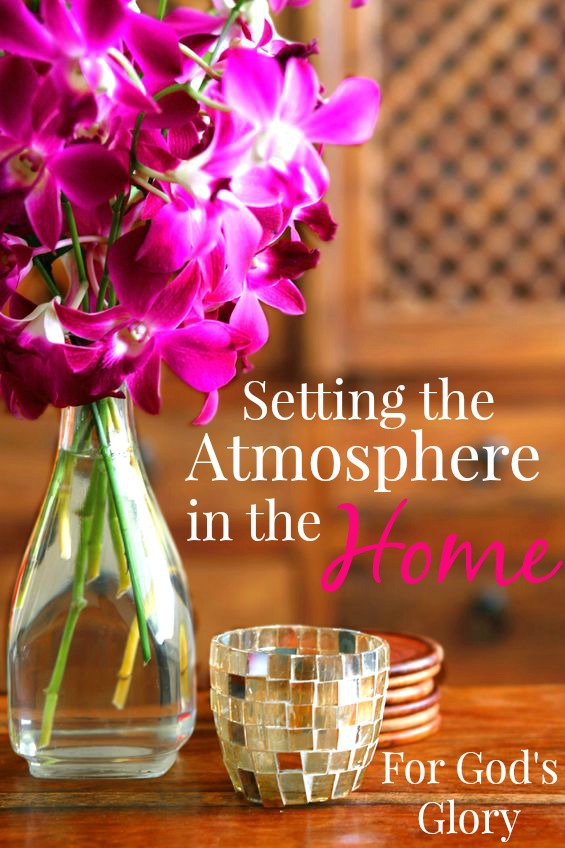Setting the Atmosphere in the Home