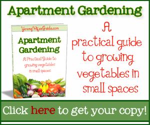 Apartment Gardening 250x250 Ad