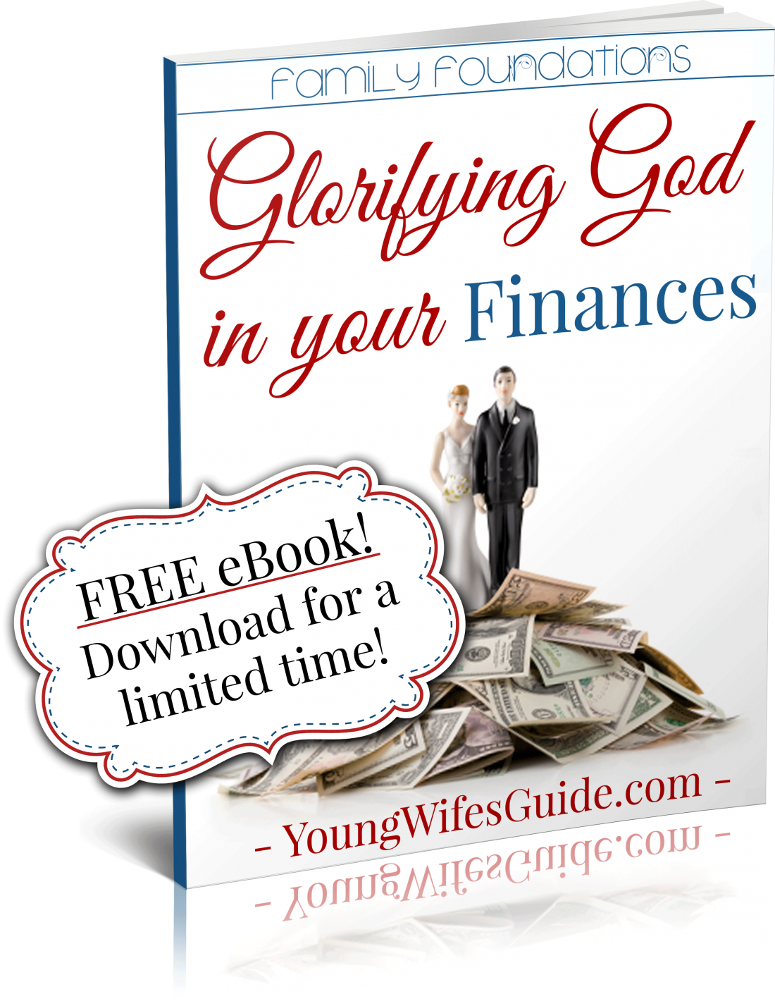 Learn how to come together with your spouse and glorify God with your finances! FREE for a limited time!