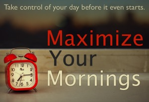 Maximize your mornings - FREE eBook!