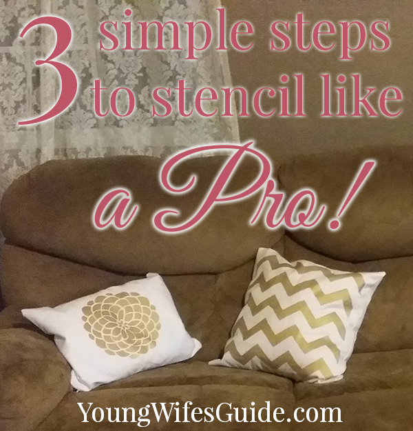 3 Simple Steps to Stencil like a Pro