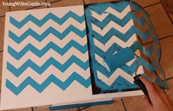 Step by Step Tutorial for Stenciling Like a Pro