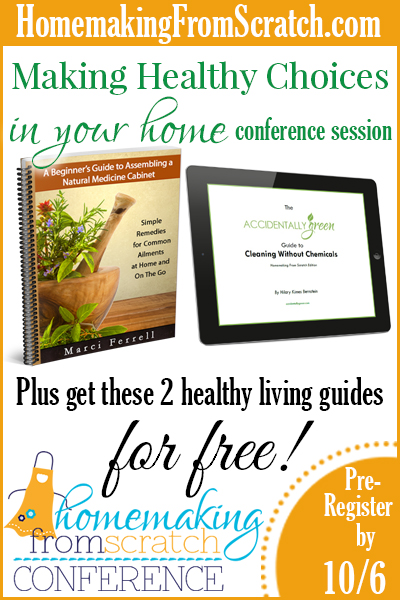 Making healthy choices in your home