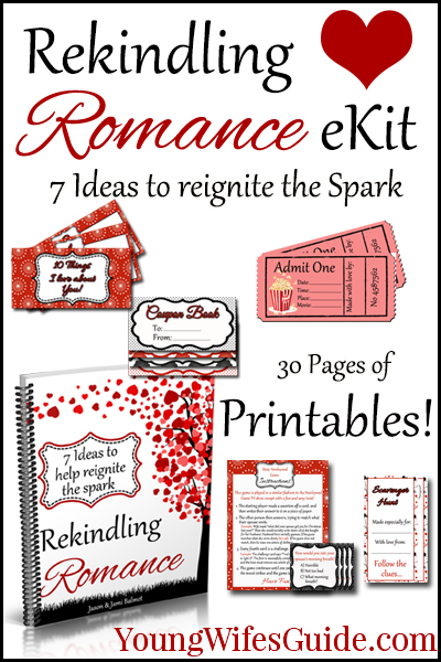 Reignite the Spark in Your Marriage Today!!