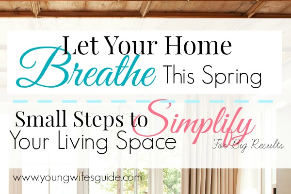 let your home breath this spring FB