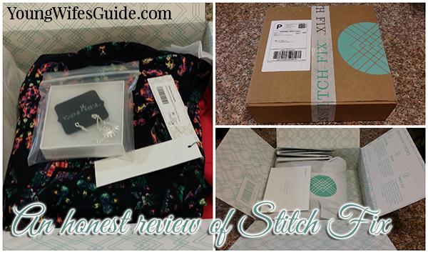 An honest review of Stitch Fix