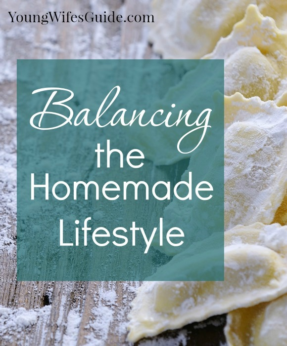 Want to bring back the charm, taste, and health of a fresh homemade lifestyle, but don't know how to squeeze it in? Here are some simple steps.