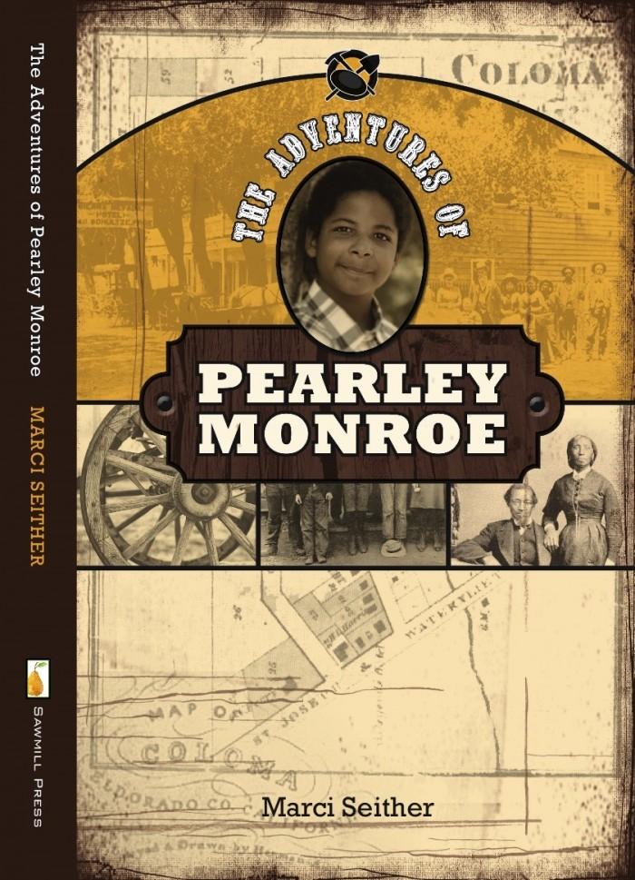 Pearley Monroe cover