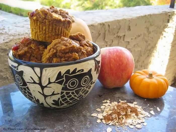 Pumpkin-Apple-Harvest-Muffins-4,-the-rising-spoon-less-noise