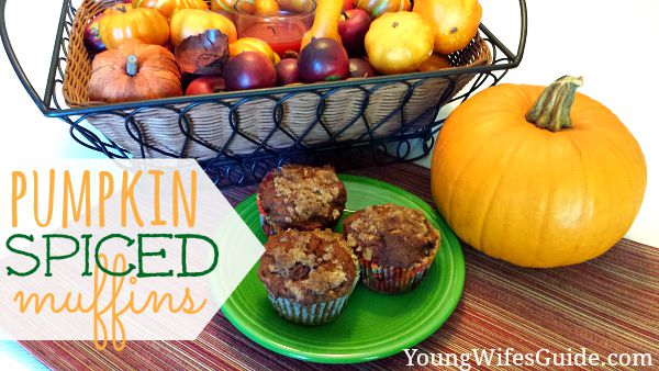 Pumpkin muffins 4