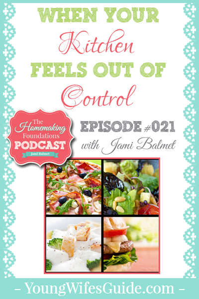 Hf #21 - When Your Kitchen Feels Out of Control - Pinterest