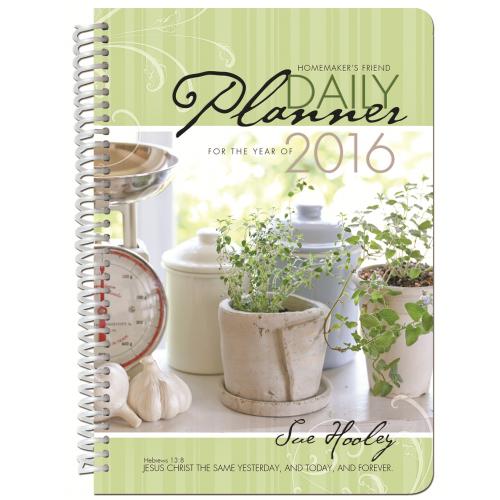 Homemker's Friend Daily Planner