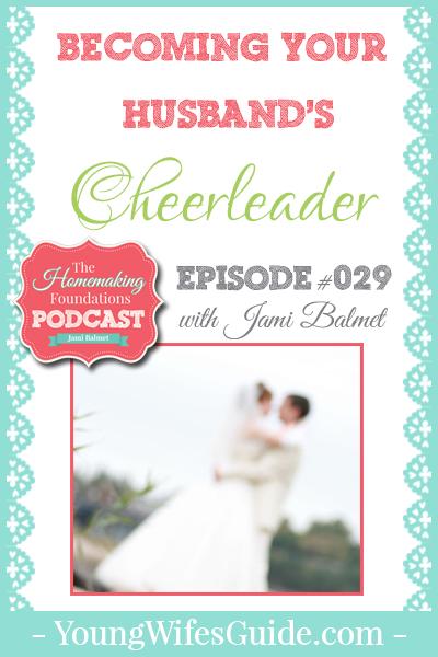 Hf #29 - Becoming Your Husbands Cheerleader - Pinterest