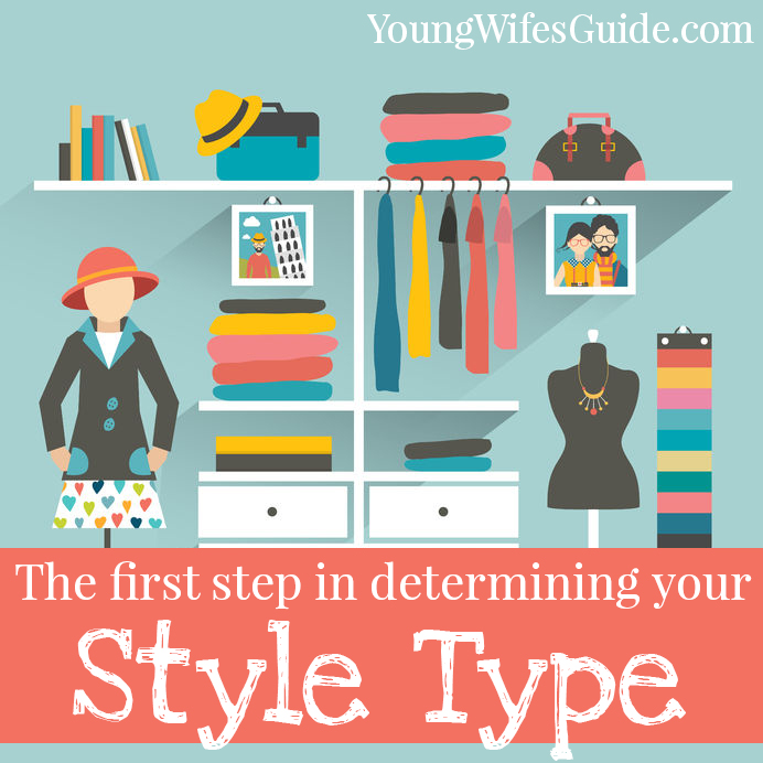 The first step in determining your style type