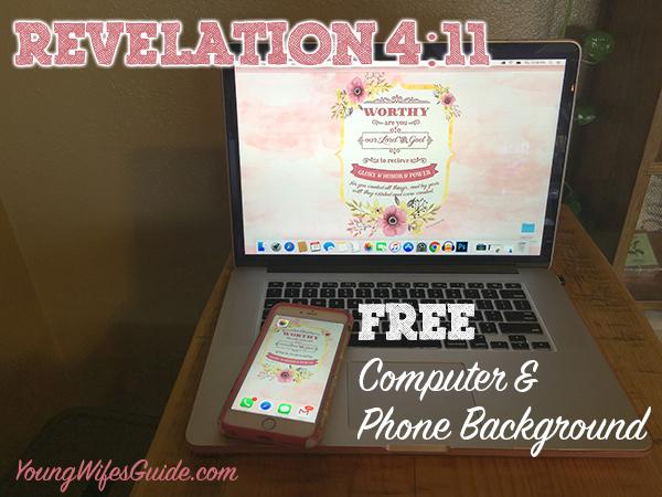 Revelation 411 background image