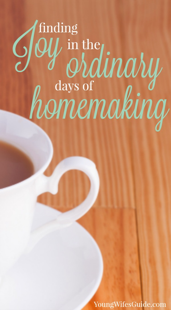 The mundane tasks of homemaking can rob us of joy but they don't have to, finding joy is attainable! These seven rituals will keep your heart and attitude joyful and content when it comes to embracing and thriving in your role of wife, mother and home keeper.