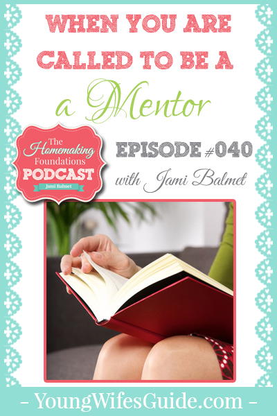 Hf #40 - When you are called to be a mentor - pinterest