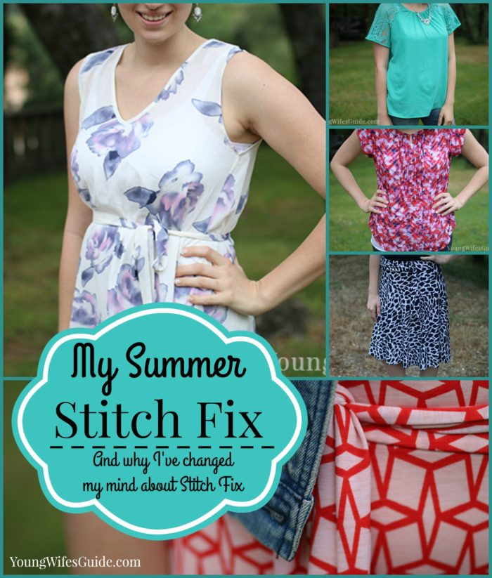 My Summer Stitch Fix