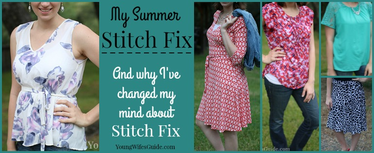 Why I am totally in love with Stitch Fix now