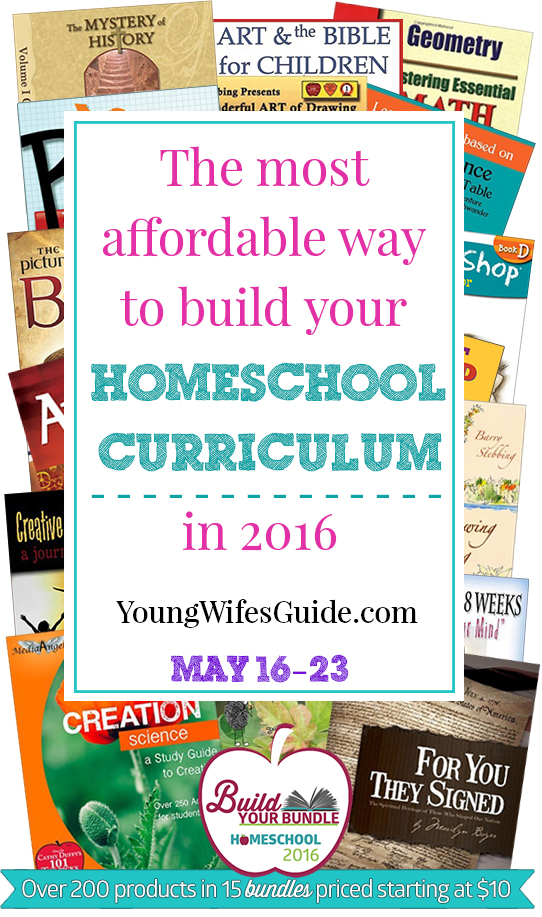 the most affordabl way to buidl your homeschool curriclum