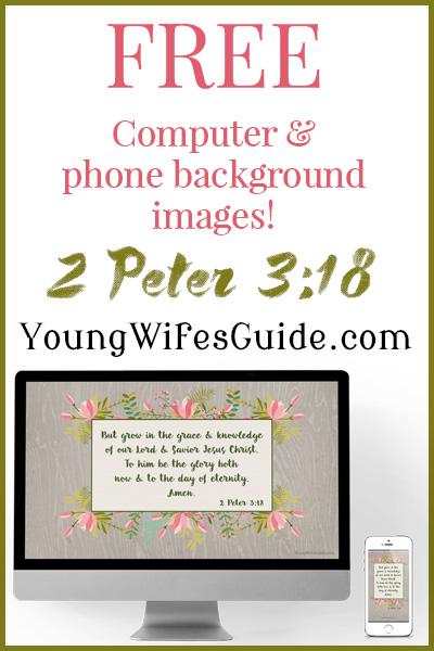 2 Peter 3-18 Free Downloads